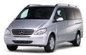 Chauffeur driven Mercedes Viano people carrier - Up to 7 passengers in comfort, from Cars for Stars (Stoke on Trent)